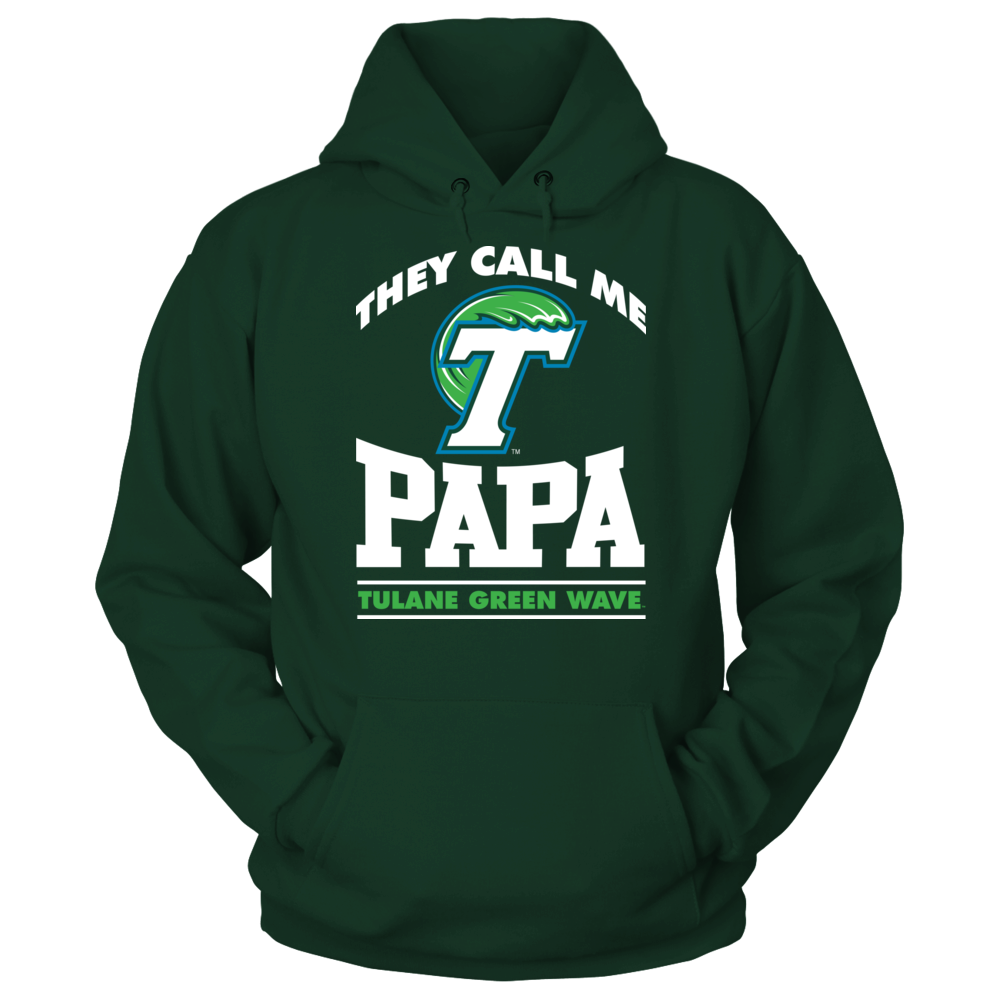 They Call Me Papa - Tulane Green Wave Front picture