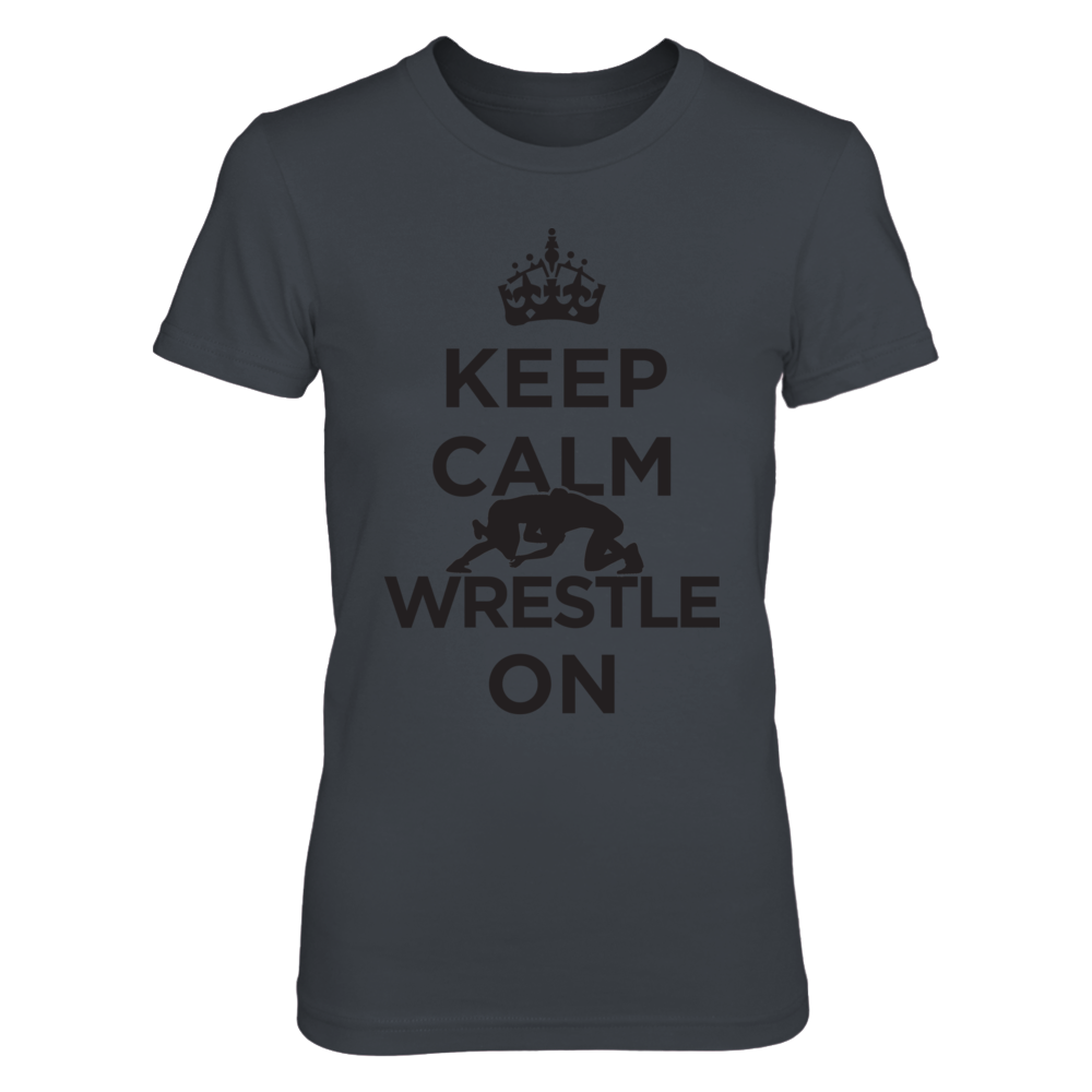 TShirt Hoodie Kepp Caml Wrestle On FanPrint