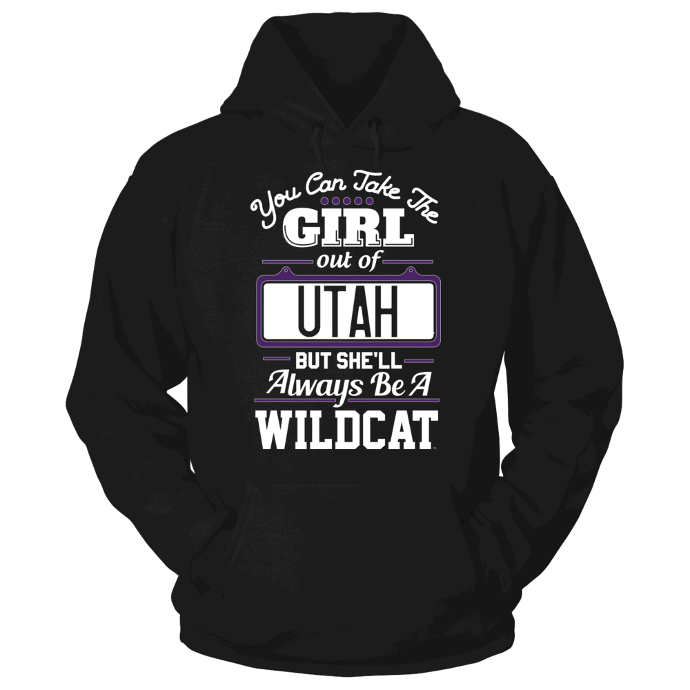Take The Girl Out But She'll Always Be - Weber State Wildcats Front picture