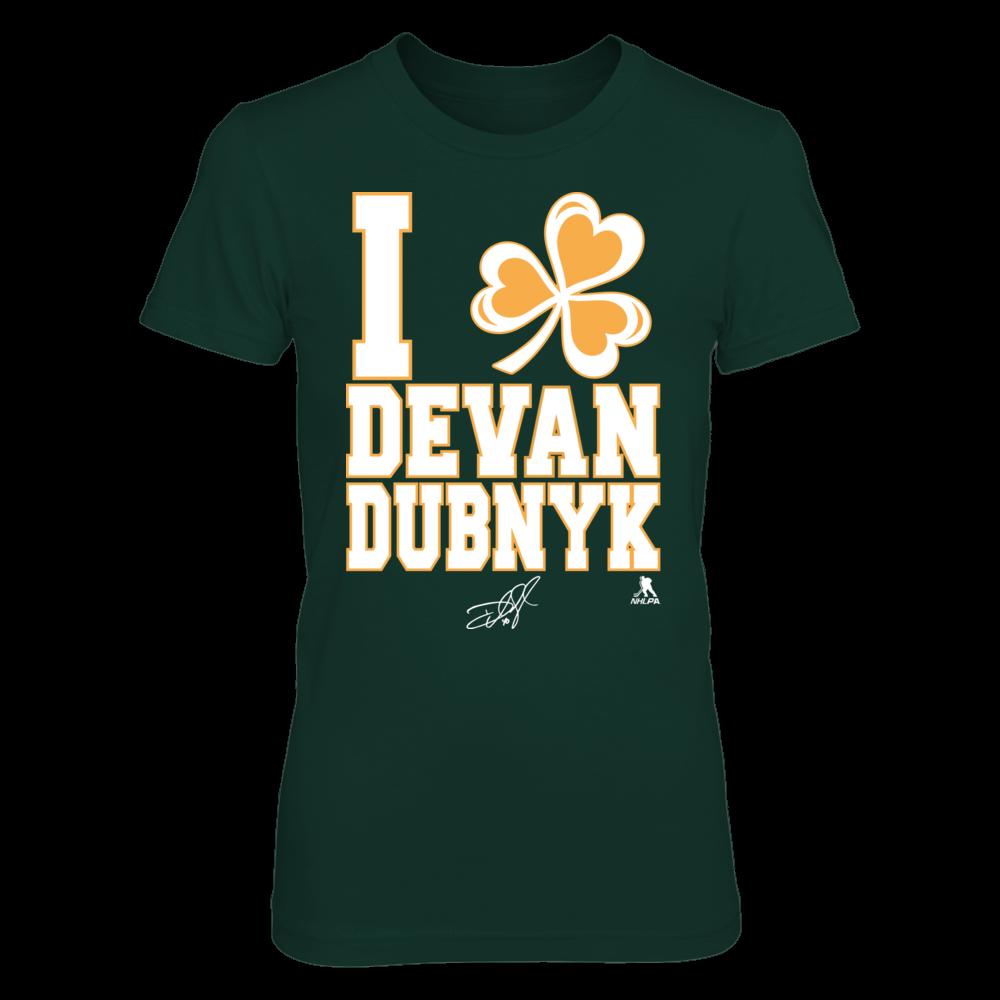 Devan Dubnyk - I Shamrock Front picture