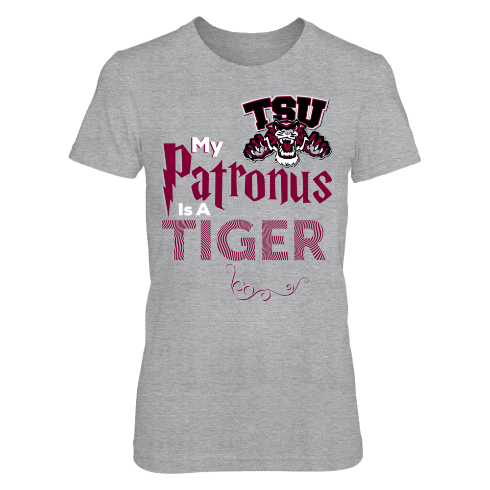 Texas Southern Tigers Official Texas Southern Tigers Fan Gear My Patronus is a Tiger FanPrint