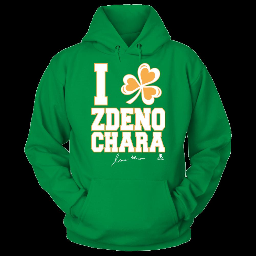 Zdeno Chara Zdeno Chara - I Shamrock FanPrint