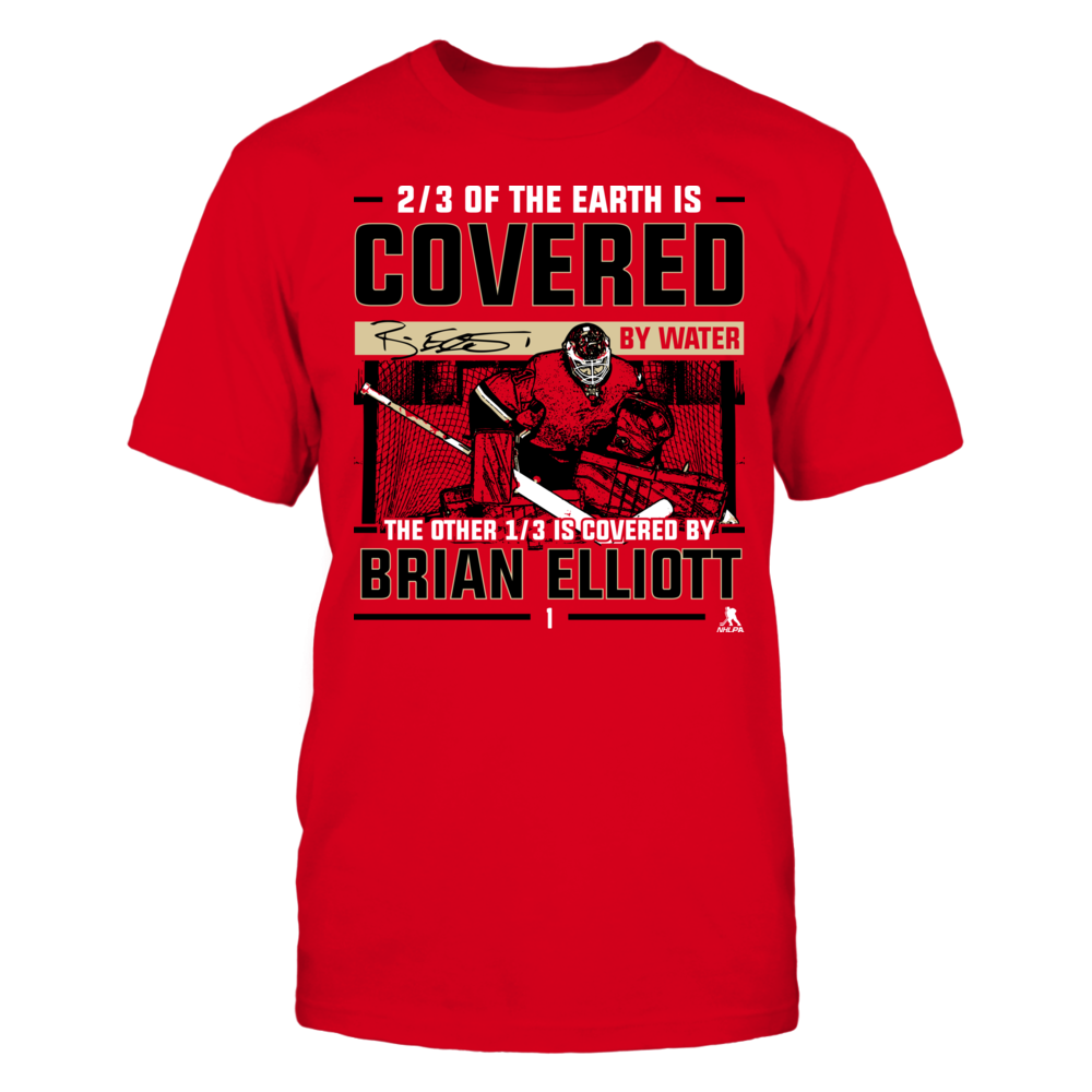 Covered By - Brian Elliott Front picture