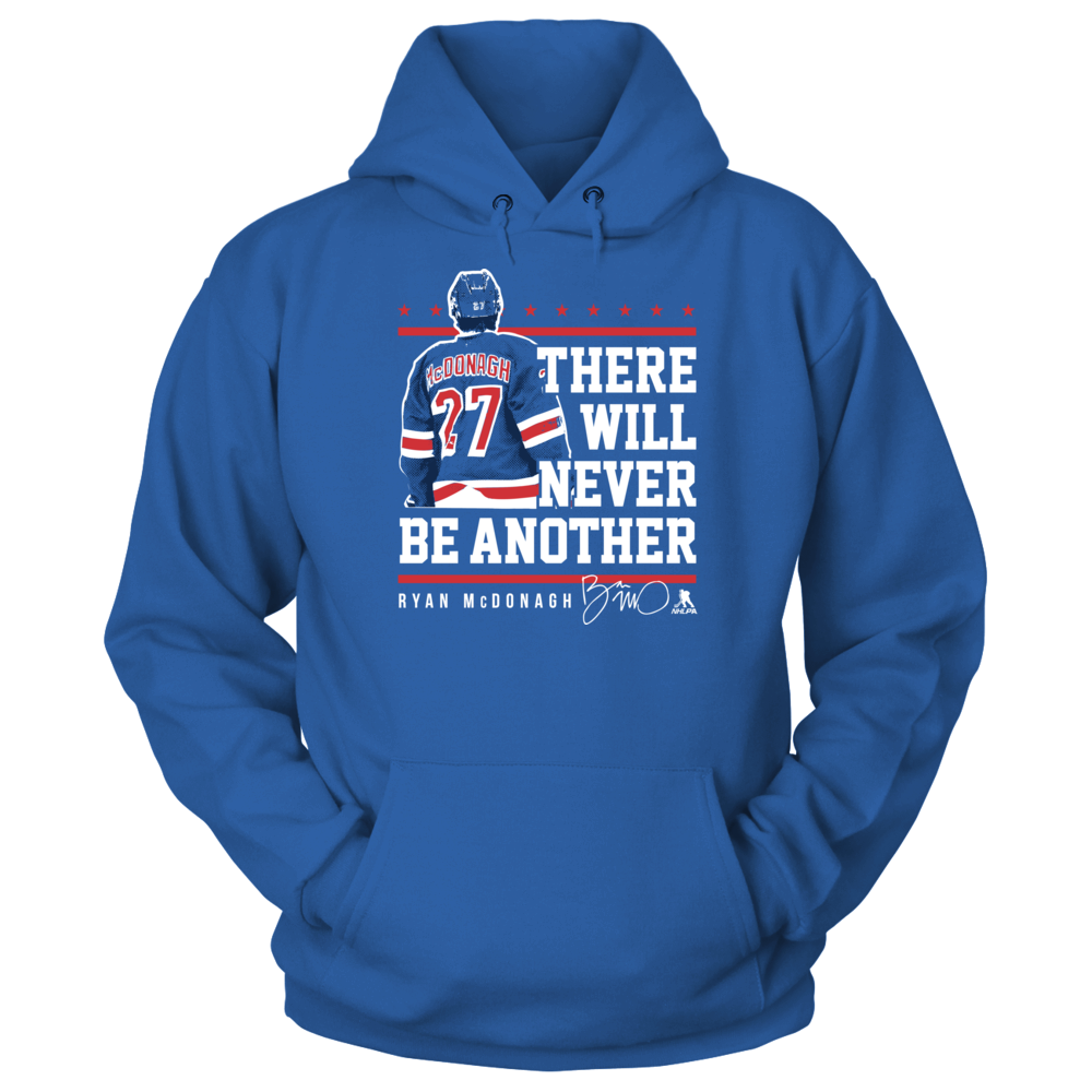 Ryan McDonagh Ryan McDonagh - Never Be Another FanPrint