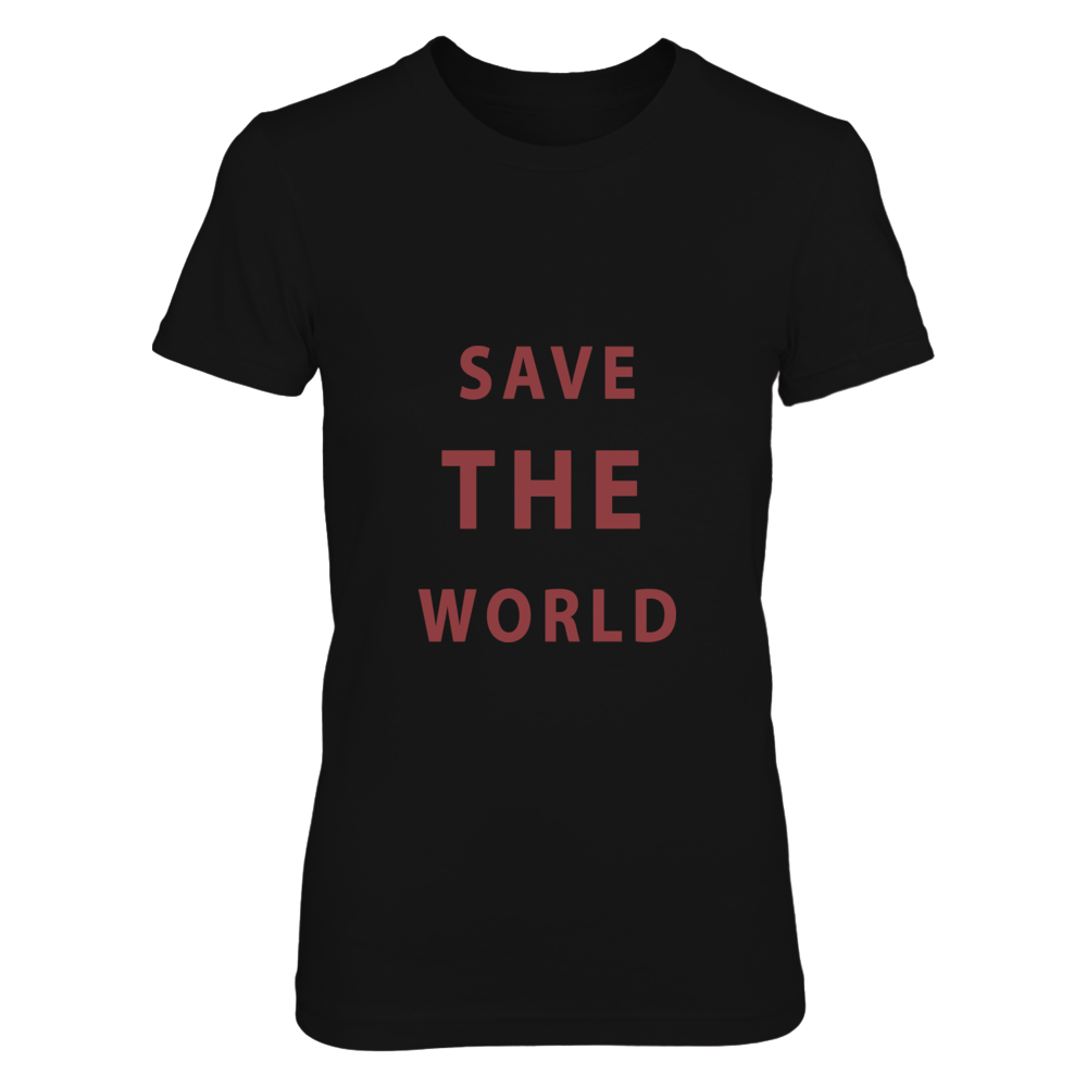 TShirt Hoodie Jesus And That's How I Saved The World Shirt FanPrint