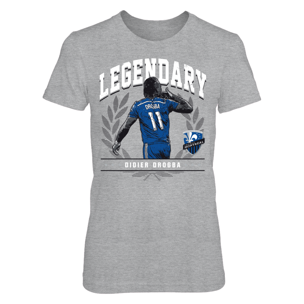 Legendary - Didier Drogba Front picture