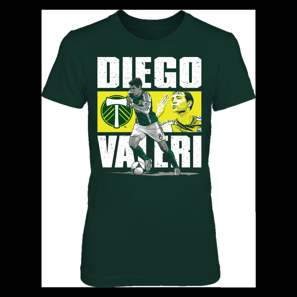 Player Portrait - Diego Valeri Front picture
