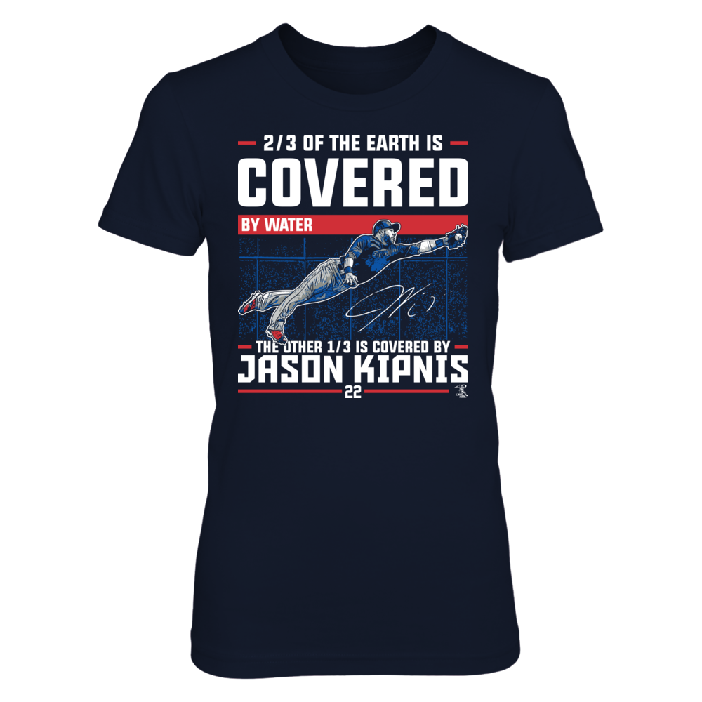 Covered By - Jason Kipnis Front picture