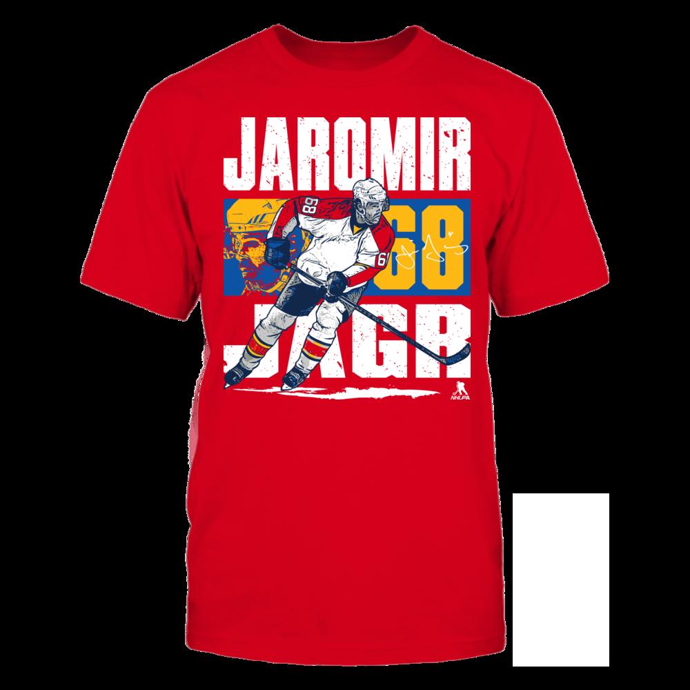 Jaromir Jagr Jaromir Jagr - Player Portrait FanPrint
