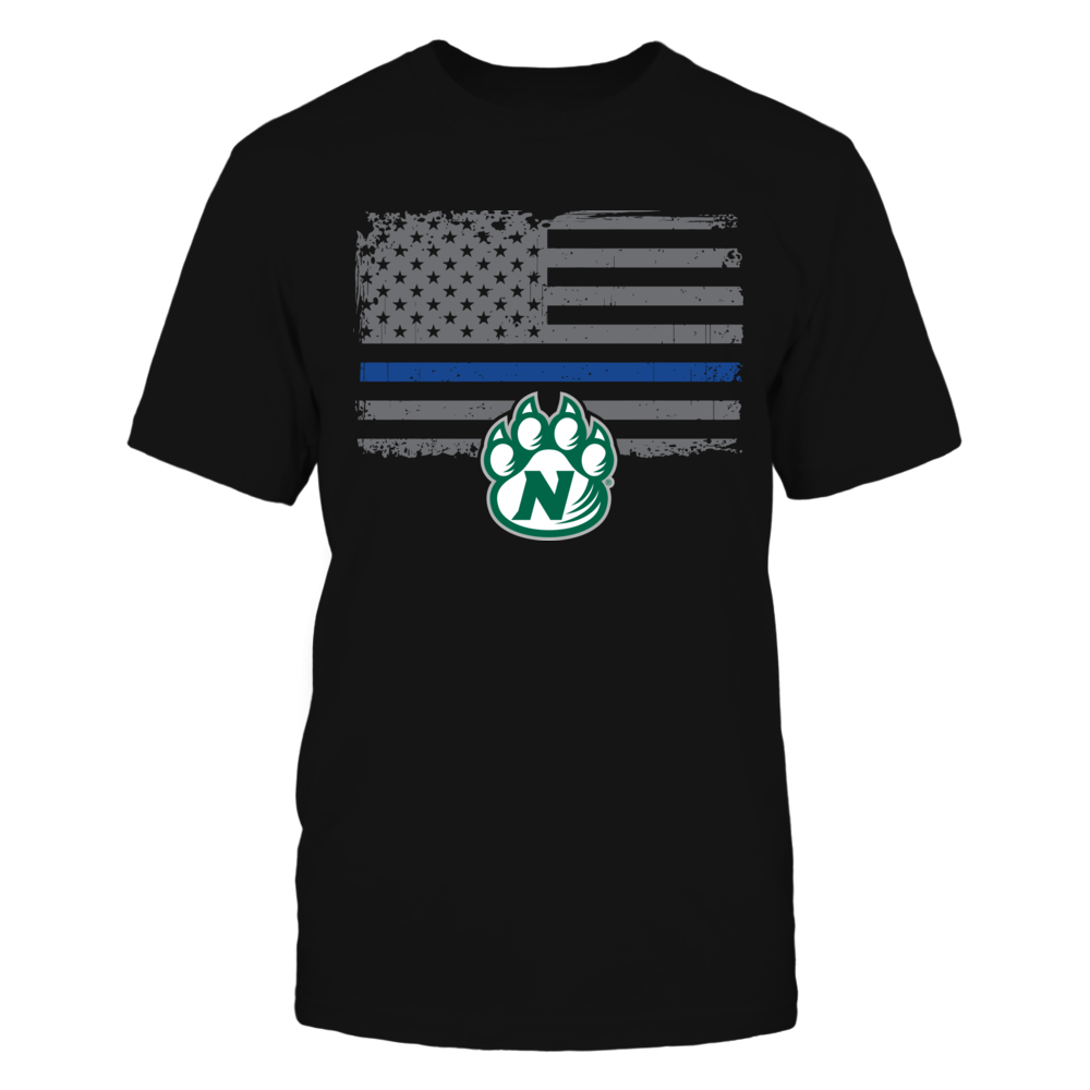 Northwest Missouri State Bearcats - Thin Blue Line Front picture