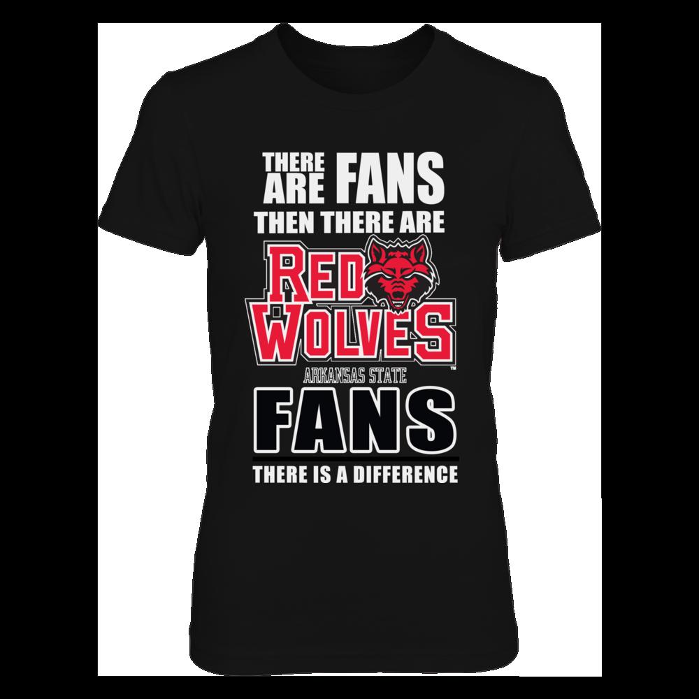 Arkansas State Red Wolves Arkansas State Red Wolves Fans FanPrint