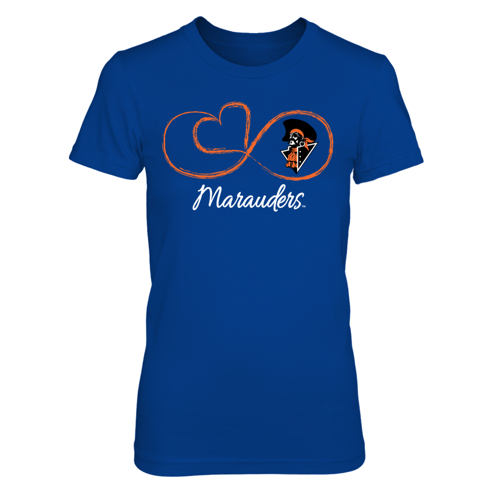 U-Mary Marauders Infinite Heart - U-Mary Marauders FanPrint