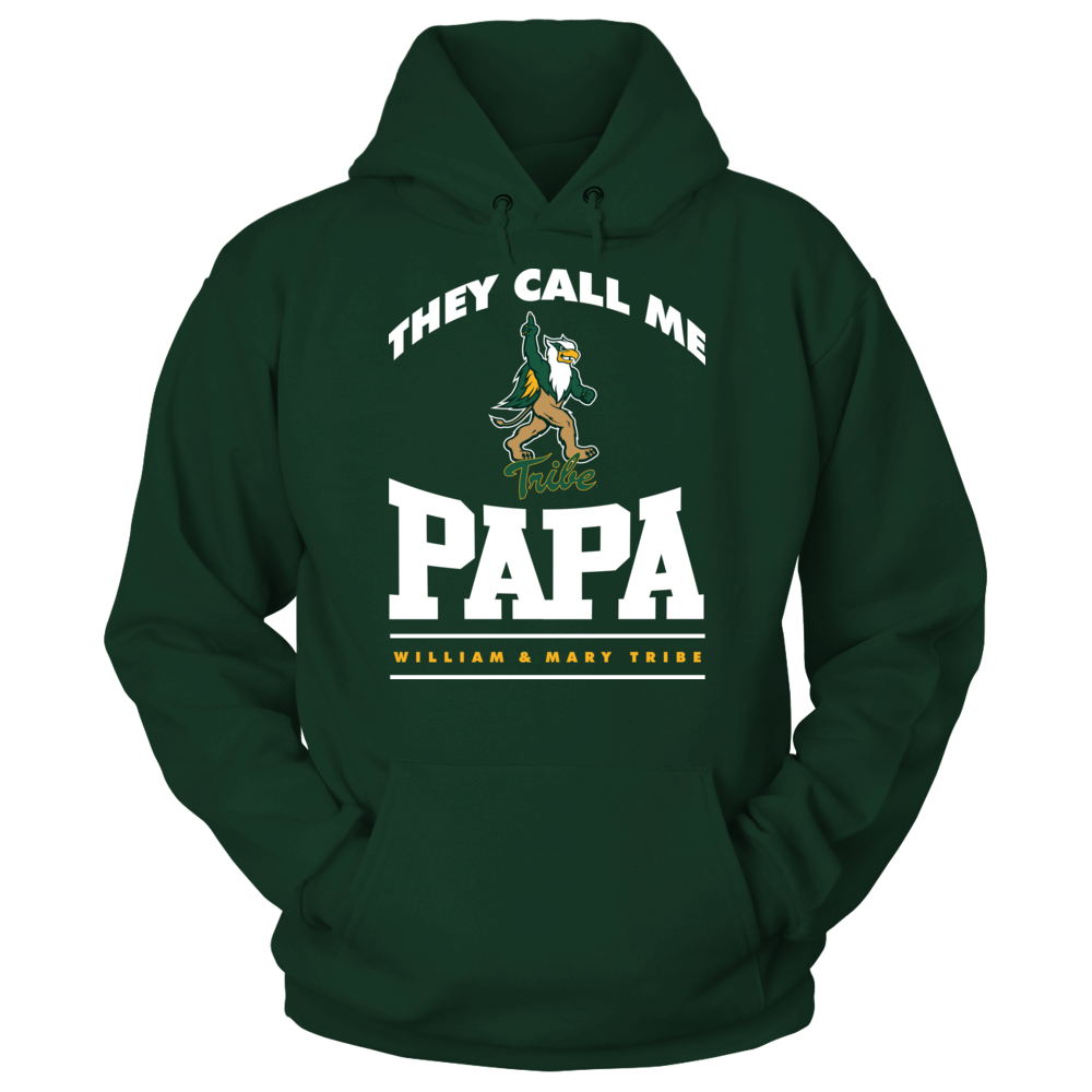 They Call Me Papa - William & Mary Tribe Front picture
