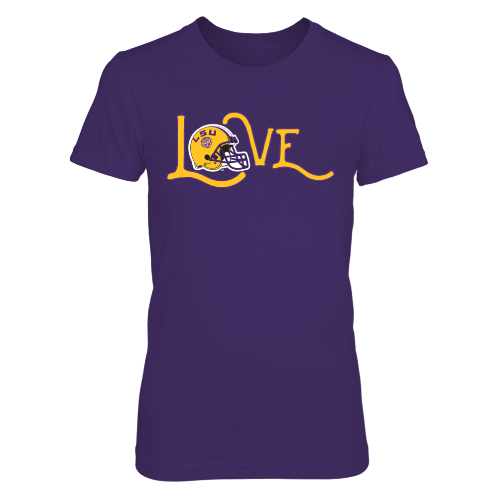 LSU Tigers. Love Front picture