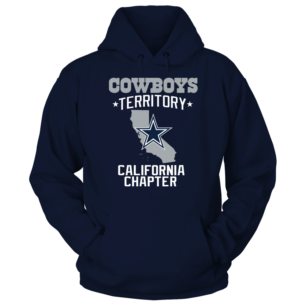 Cowboys - California Territory Front picture