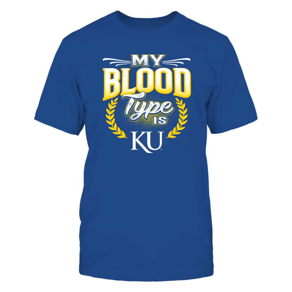 My Blood Type Is KU Front picture
