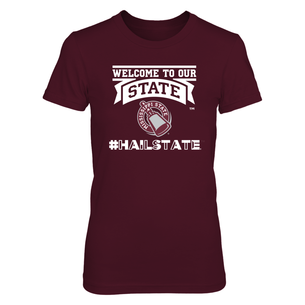 Official Mississippi State Fan Merchandise #Hailstate Bell Front picture
