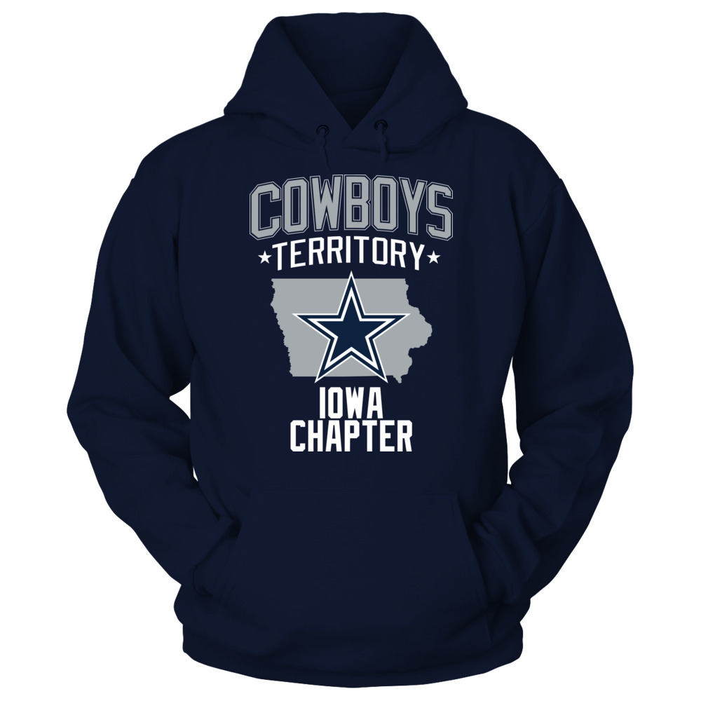 Cowboys - Iowa Territory Front picture