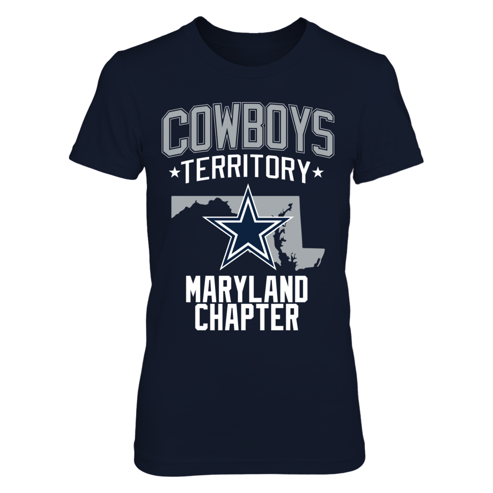 Cowboys - Maryland Territory Front picture