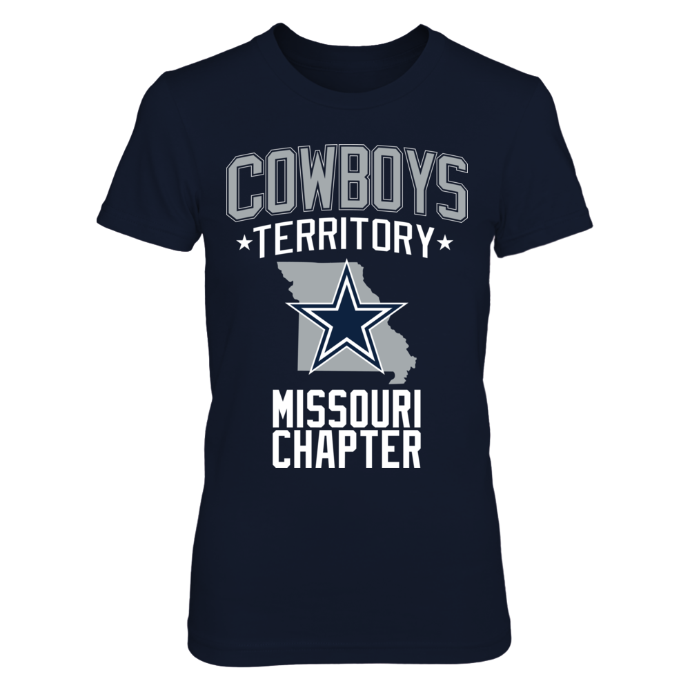 Cowboys - Missouri Territory Front picture