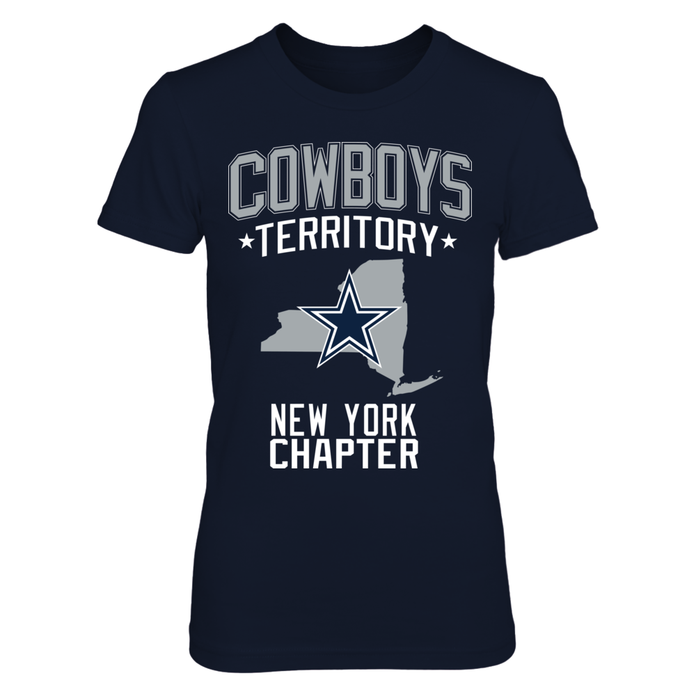Cowboys - New York Territory Front picture