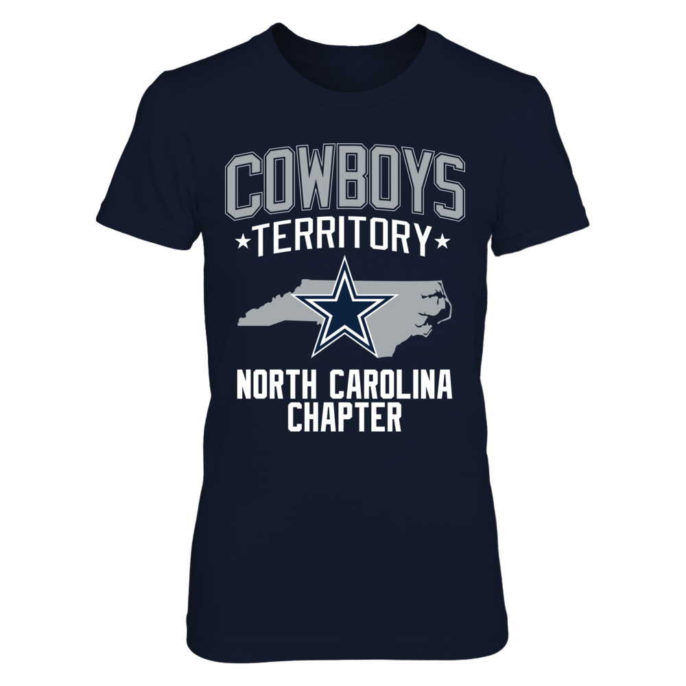 Cowboys - North Carolina Territory Front picture