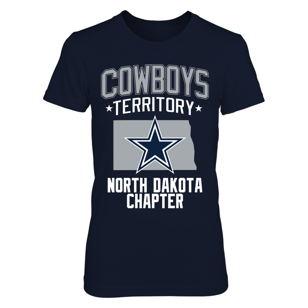 Cowboys - North Dakota Territory Front picture