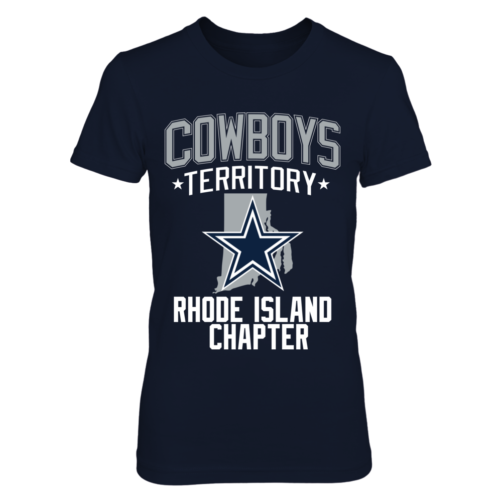 Cowboys - Rhode Island Territory Front picture