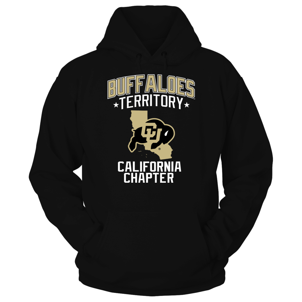 Colorado Buffaloes - Buffaloes Territory California Chapter Front picture