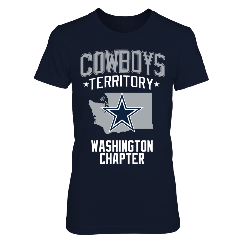Cowboys - Washington Territory Front picture
