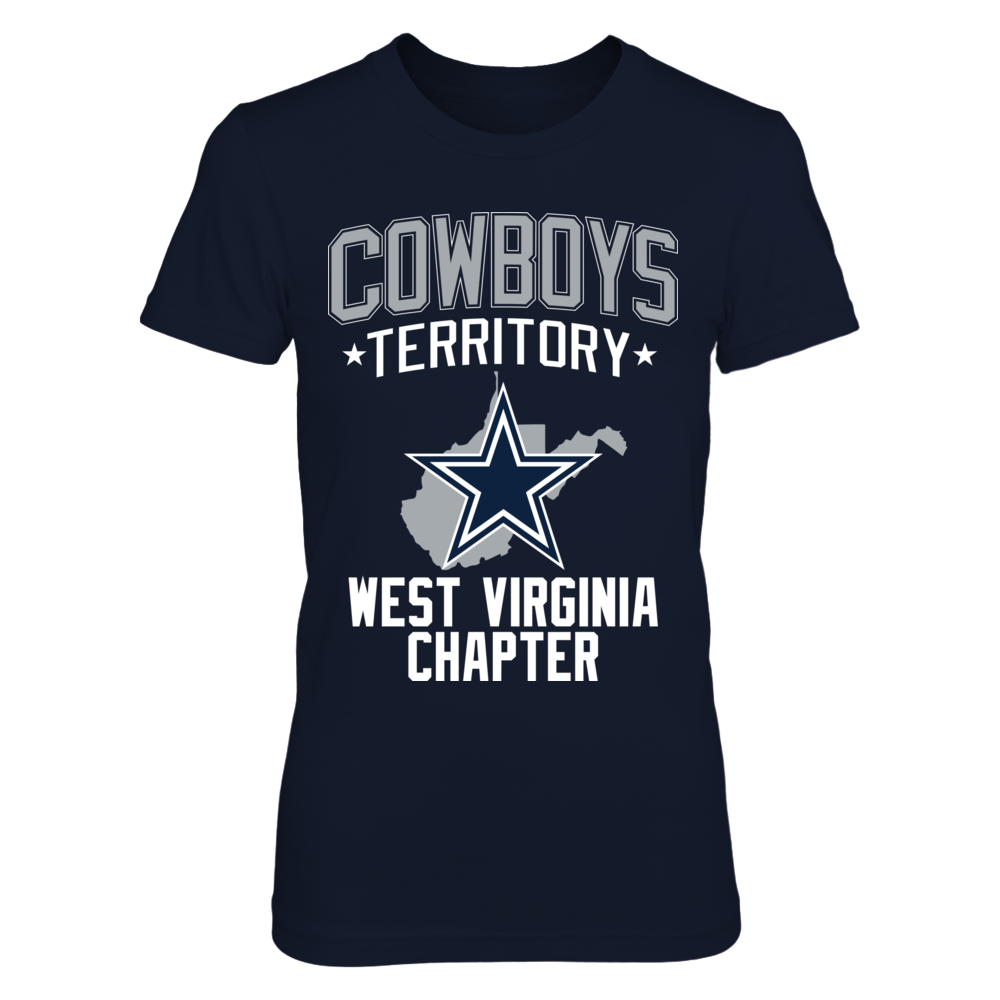 Cowboys - West Virginia Territory Front picture