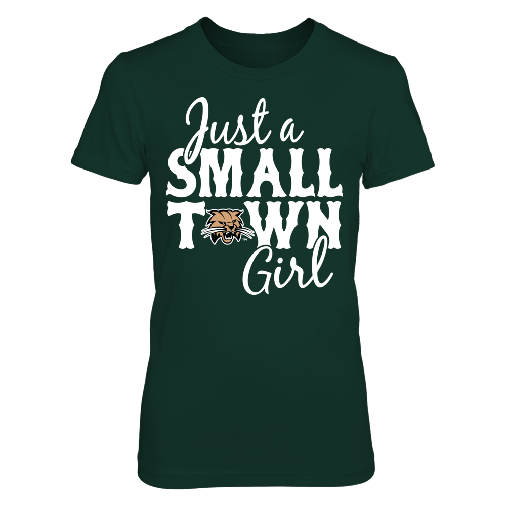 Just A Small Town Girl - Ohio Bobcats Front picture