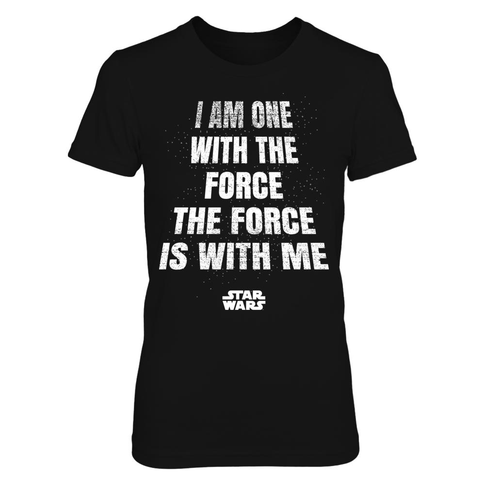 Star Wars - I'm One With The Force Front picture