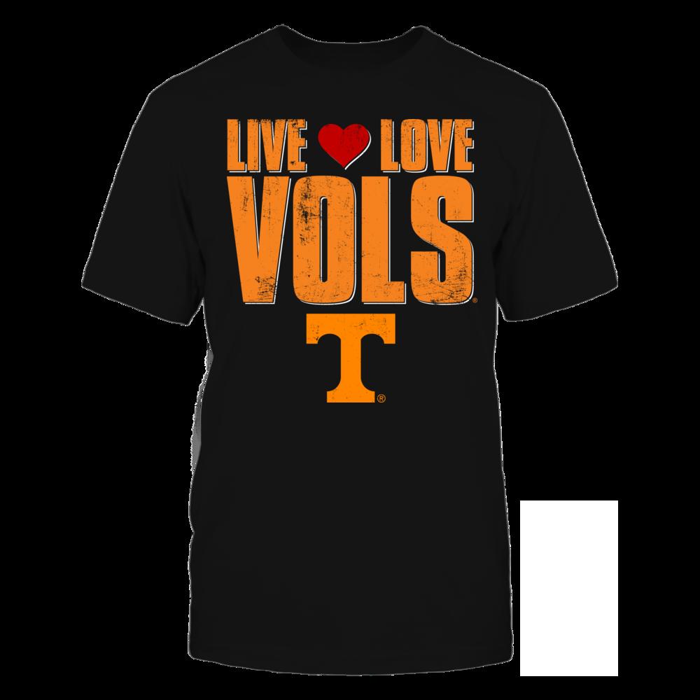 Tennessee Volunteers Live Love Vols - University of Tennessee Volunteers FanPrint