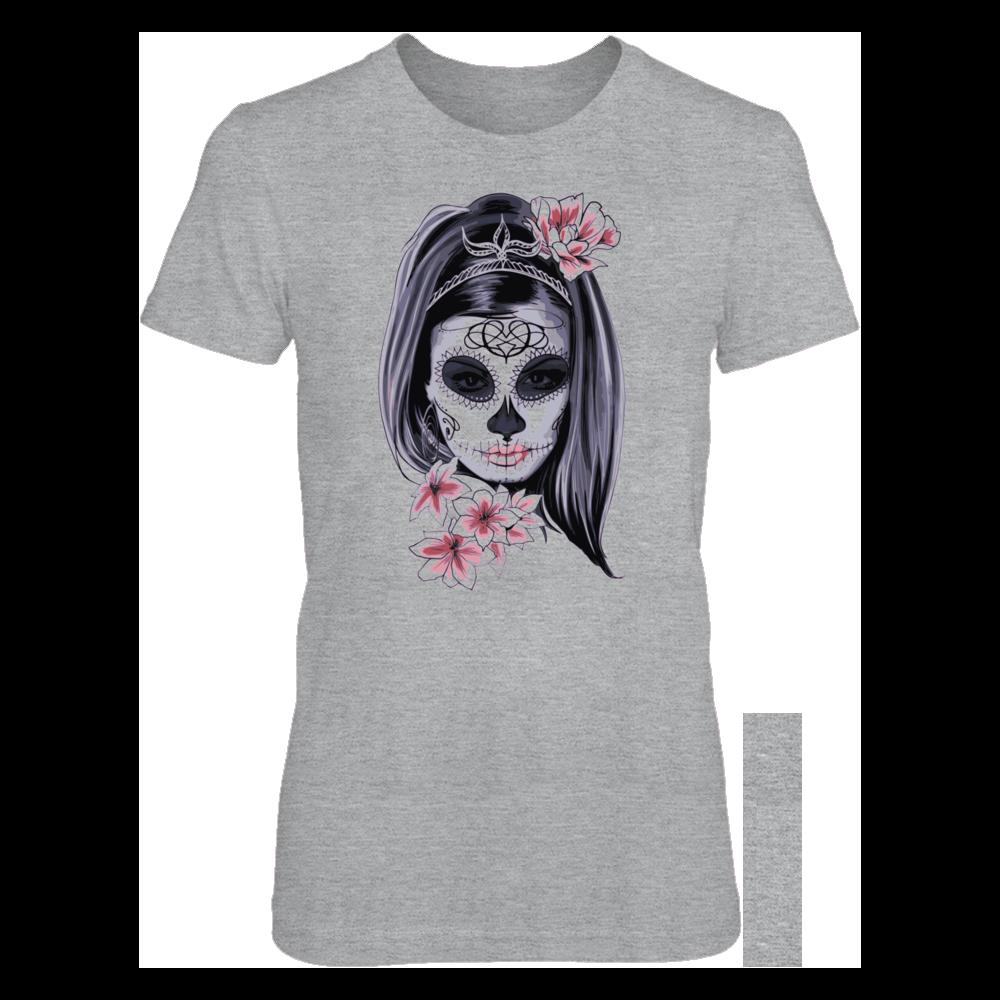 TShirt Hoodie Day of the Dead.. Dia de los Muertos Shirt FanPrint
