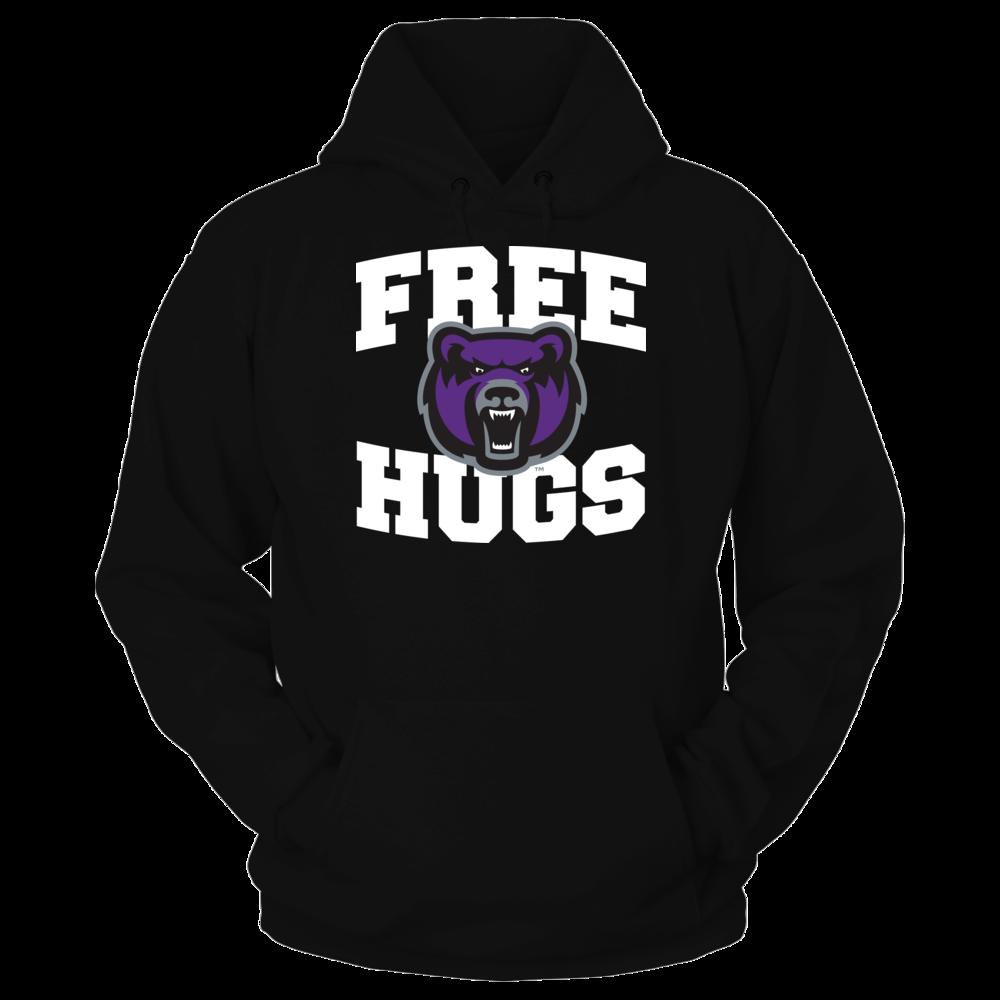 Central Arkansas Bears Central Arkansas Bears - Free Hugs FanPrint