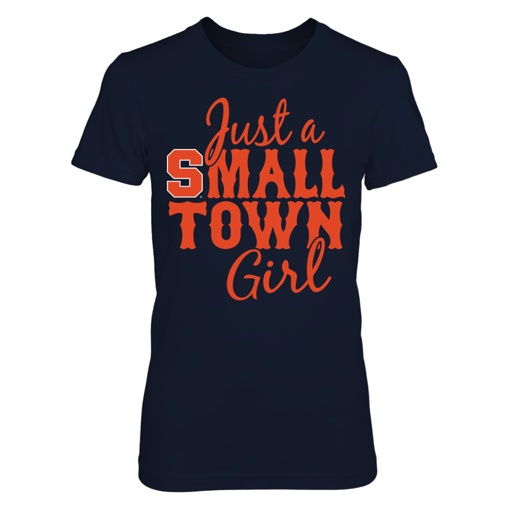 Syracuse Orange - Just A Small Town Girl Front picture