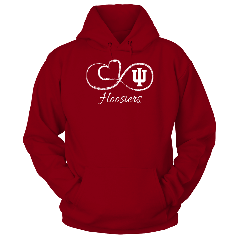 Infinite Heart - Indiana Hoosiers Front picture