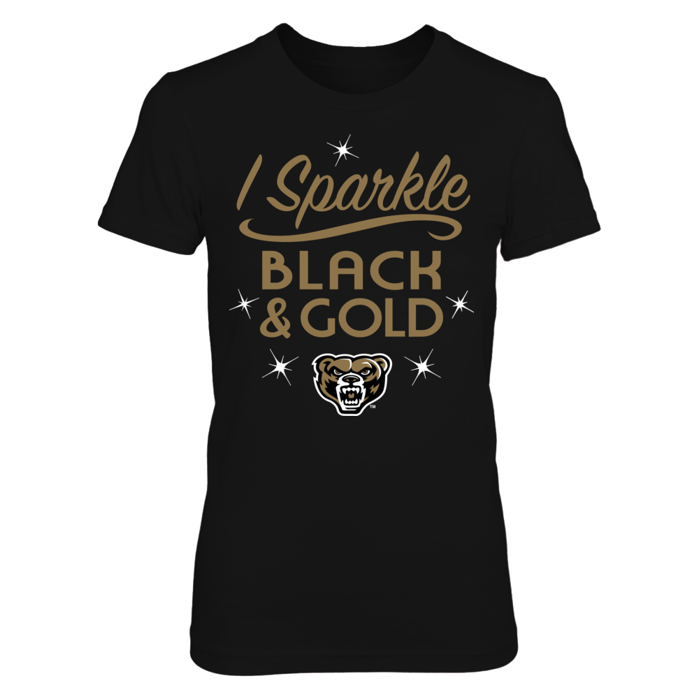 I Sparkle - Oakland Golden Grizzlies Front picture