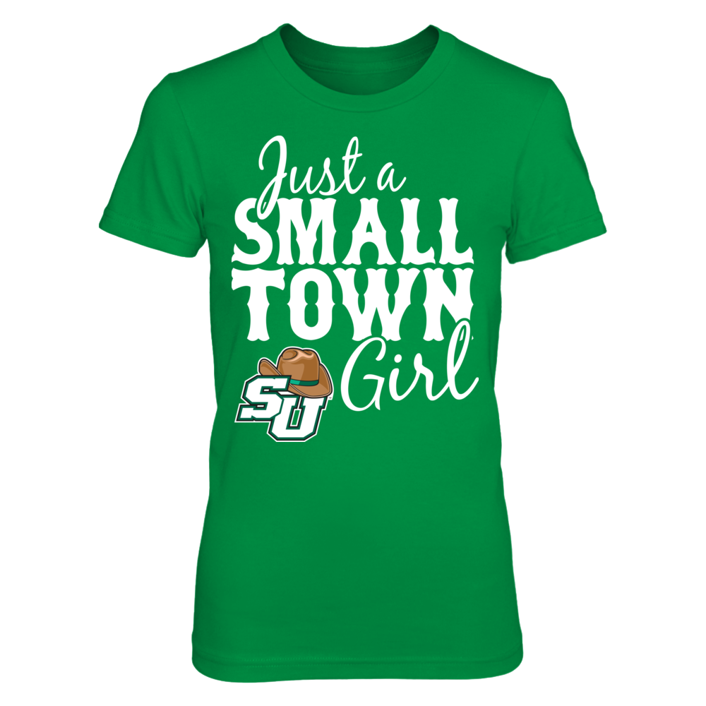 Just Small Town Girl - Stetson Hatters Front picture