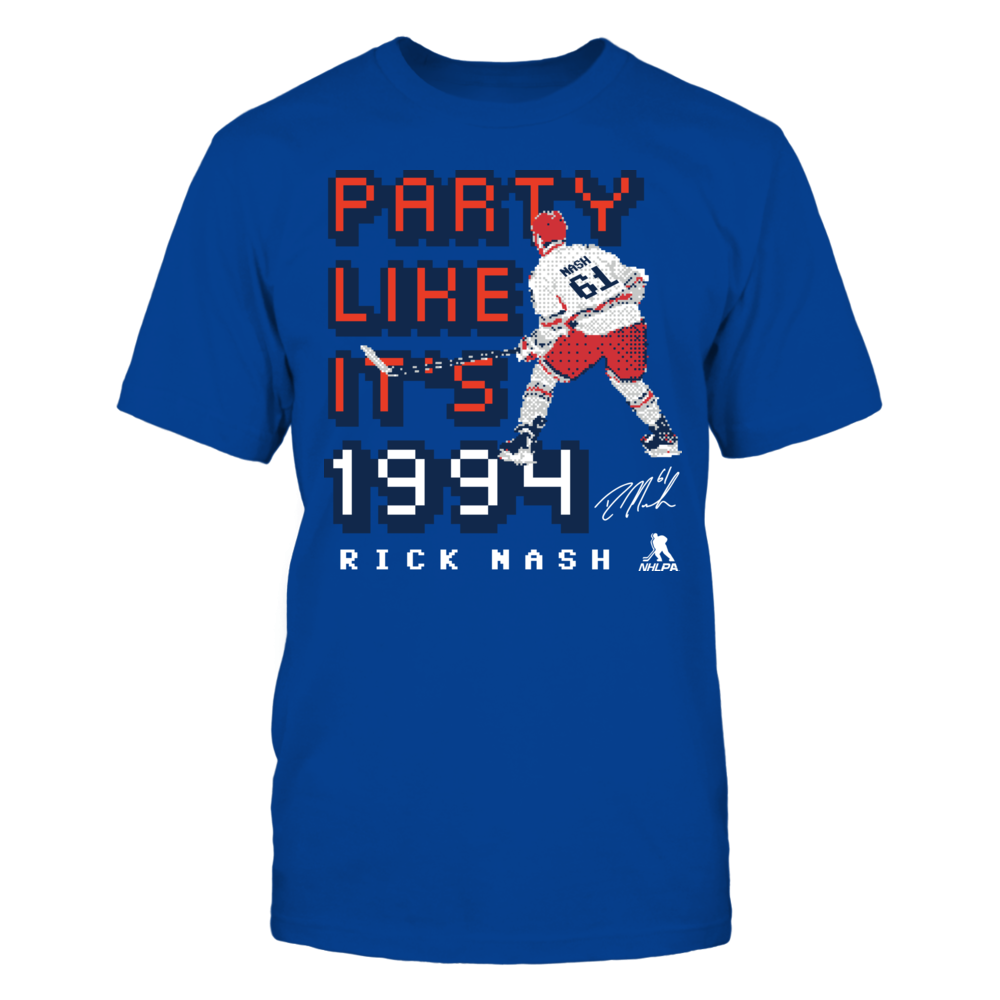 Rick Nash - Party Like It's 1994 Front picture