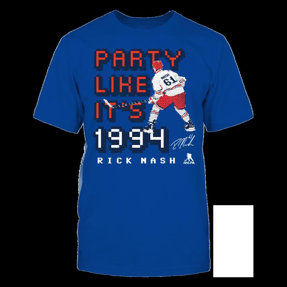 Rick Nash Rick Nash - Party Like It's 1994 FanPrint