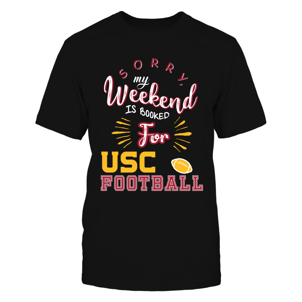 USC Trojans - Weekend Is Booked Front picture