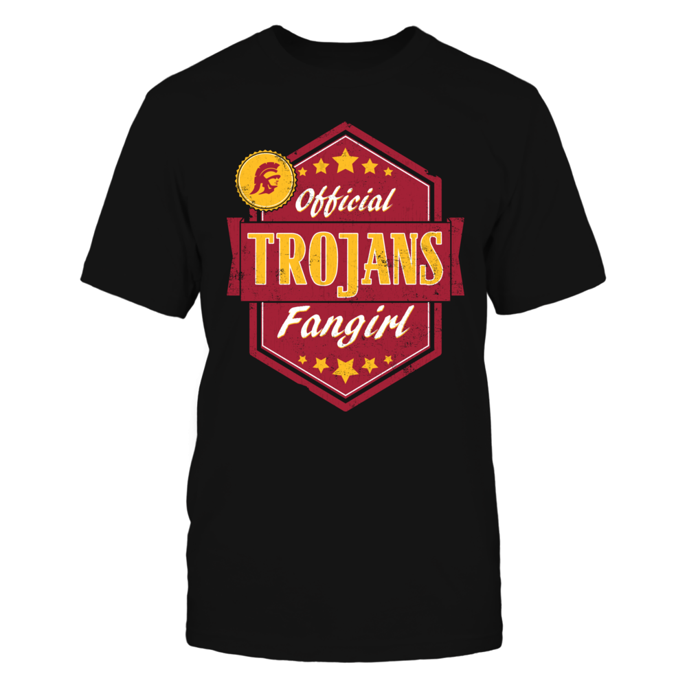 Official USC Trojans Fangirl Front picture