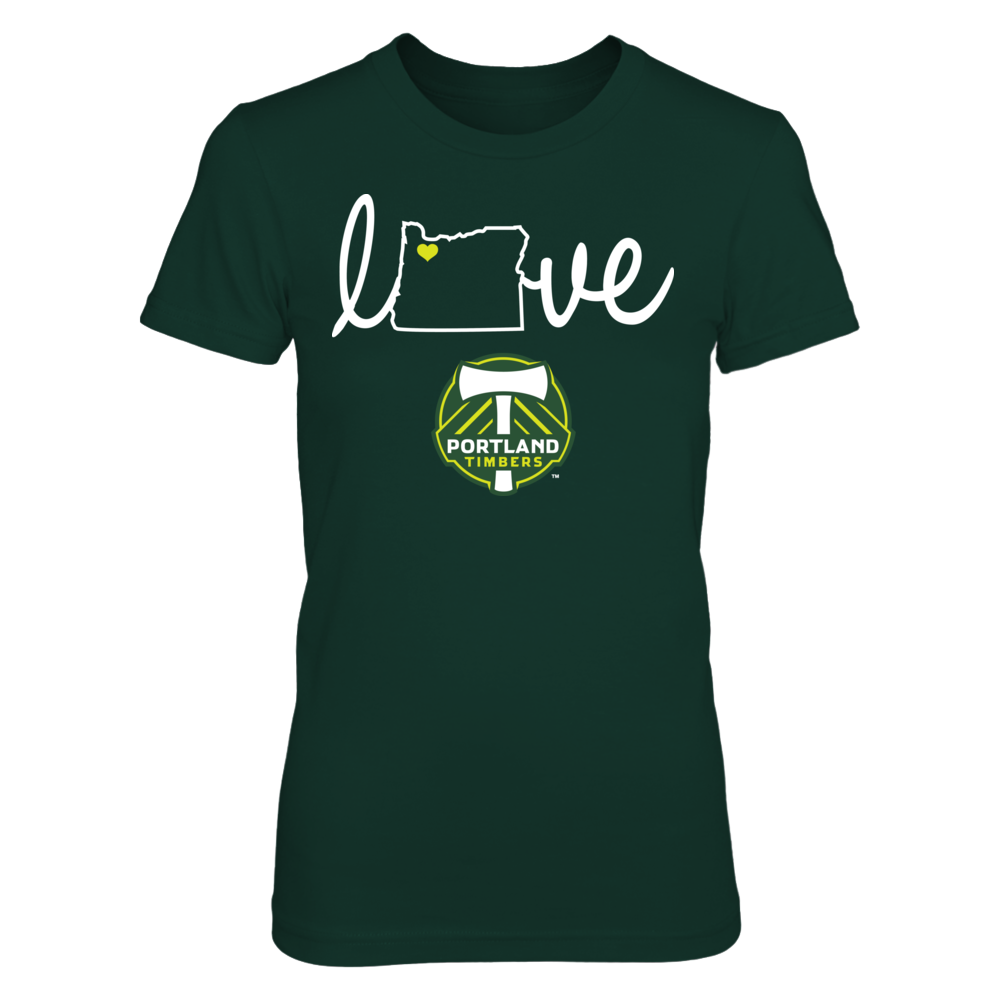 State Love - Portland Timbers Front picture