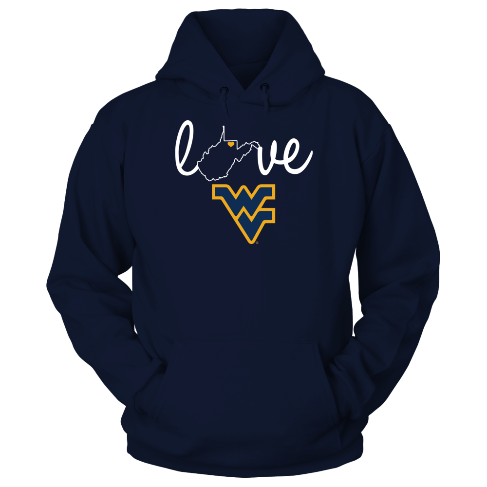State Love - West Virginia Mountaineers Front picture