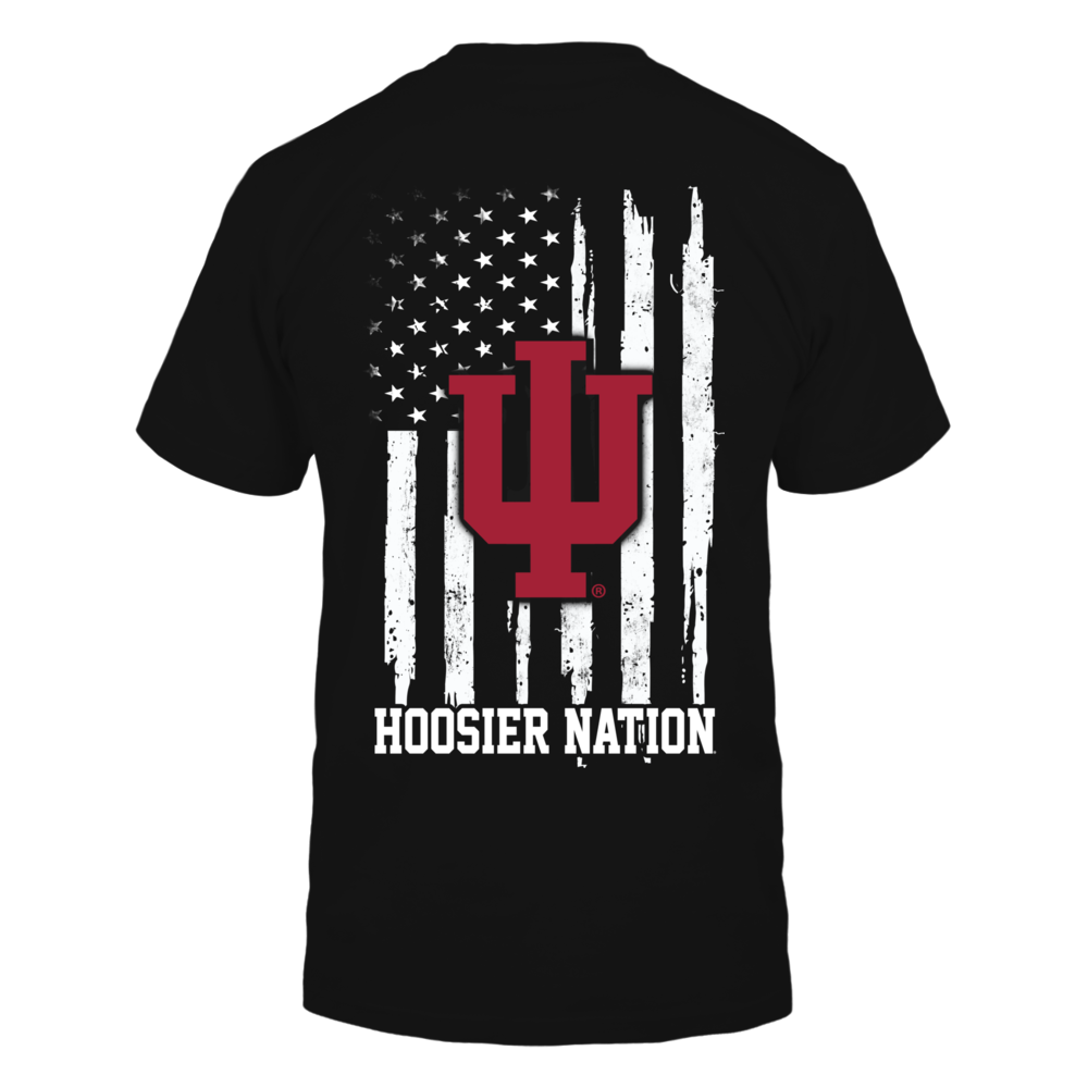 Indiana Hoosiers - Nation Back picture