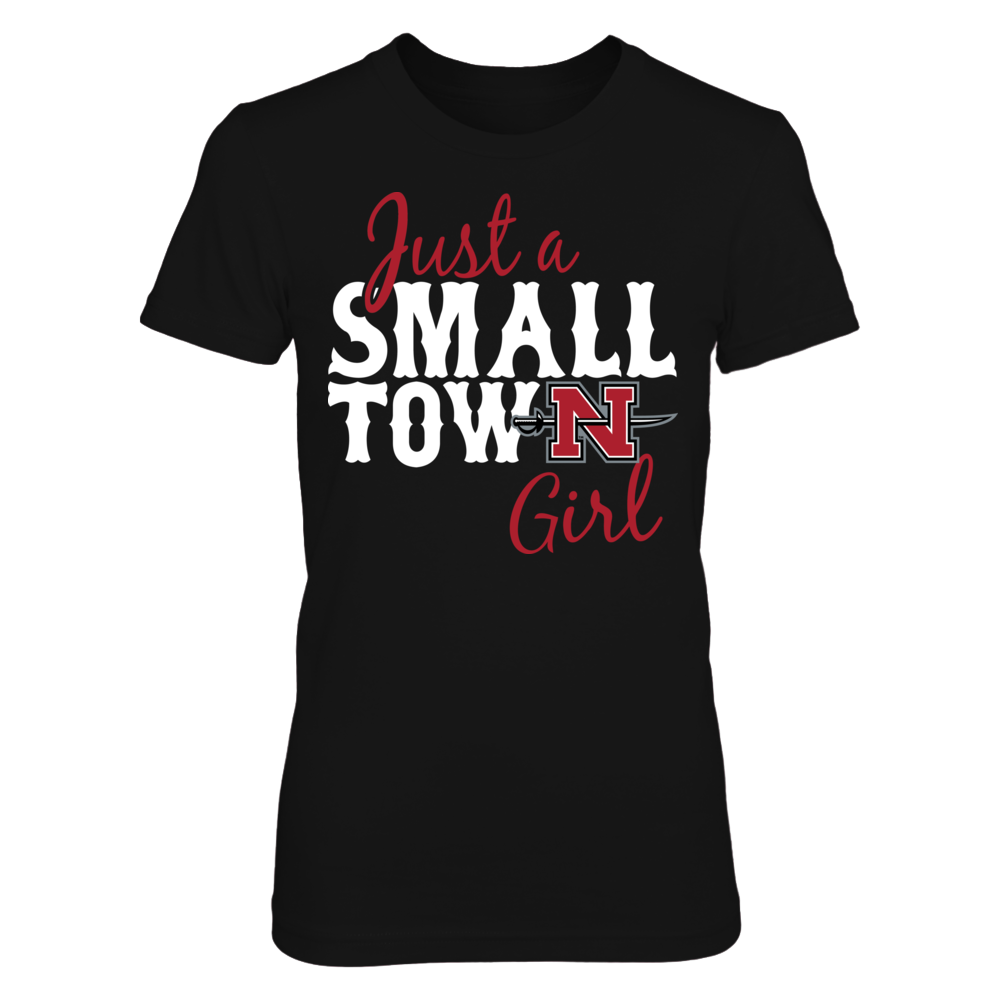 Nicholls State Colonels Small Town Girl - Nicholls State Colonels FanPrint