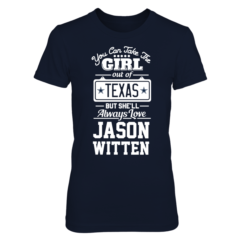 Jason Witten - Take Her Out Front picture