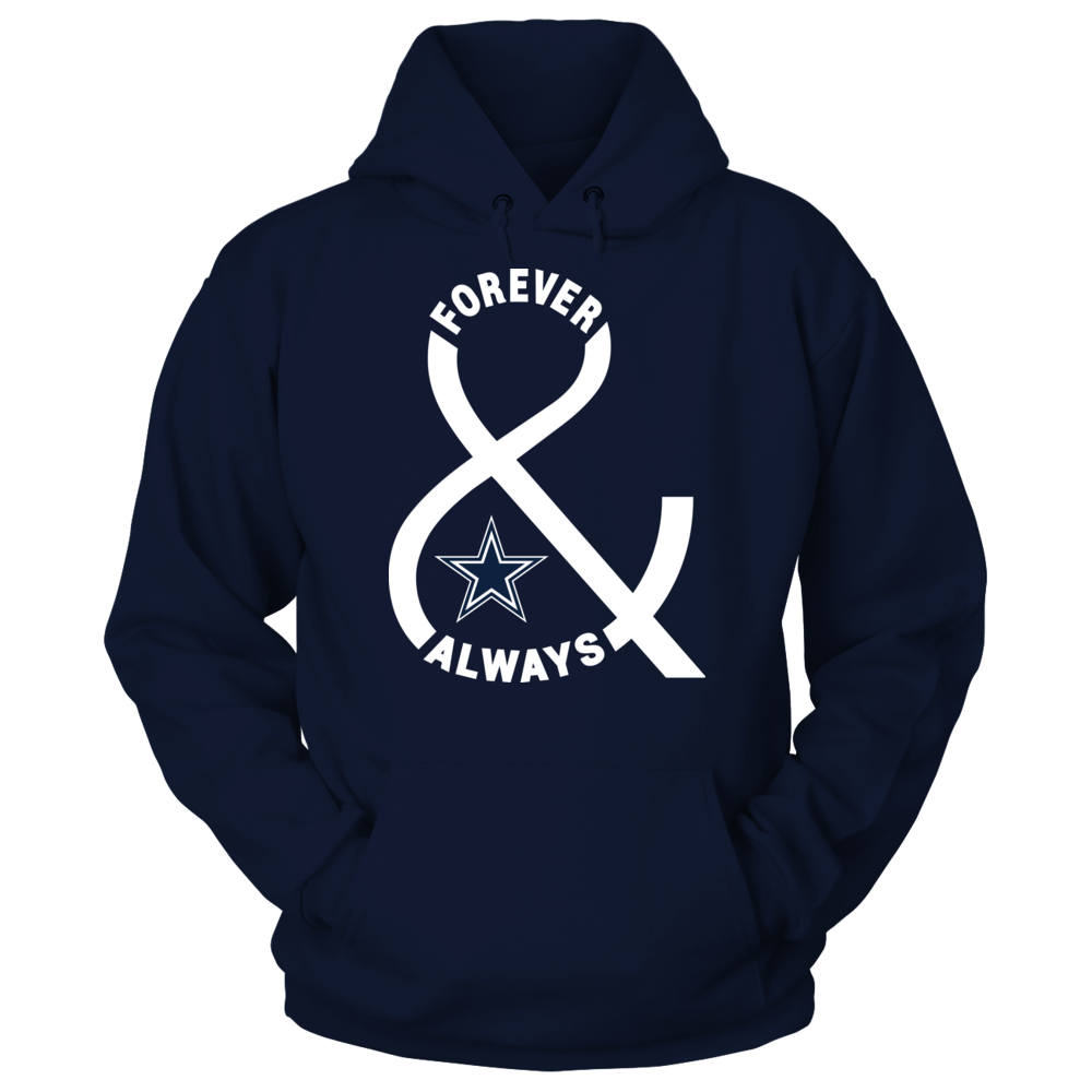 Forever & Always - Dallas Cowboys Front picture